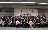 日本語学校の卒業式